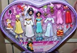 Walt Disneys Exclusive Jasmine Princess Fashion Set thumbnail
