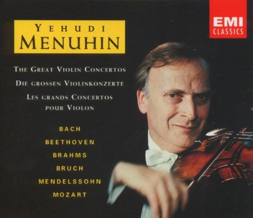 The Great Violin Concertos