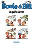Boule et Bill - tome 28 - Les quatre...