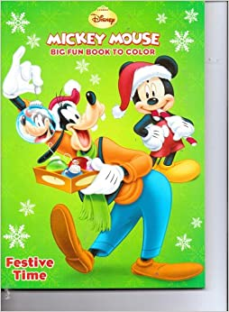The mickey mouse make it book