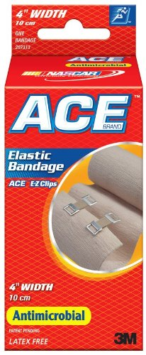 Ace Elastic Bandage with Clips 4