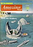 Amazing Stories October 1961: Try To Remember; I-C-a-BeM (Volume 35, No. 10)