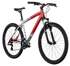 Diamondback 2013 Response Mountain Bike with 26-Inch Wheels  (Red, 14-Inch/X-Small)