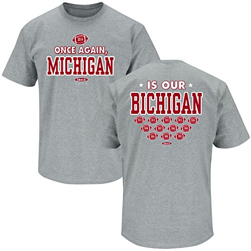 Ohio State Michigan Baby Clothing
