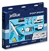 Jetblue 14PC Airport Play Set