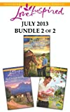 Love Inspired July 2013 - Bundle 2 of 2: Baby in His Arms\Montana Wrangler\His Unexpected Family (Whisper Falls)