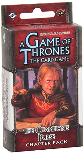 A Game of Thrones LCG: The Champion's Purse Chapter Pack