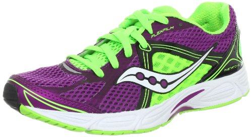 Saucony Women's Fastwitch 6 Running Shoe,Purple/Slim,7 M US