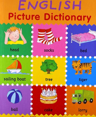 English Picture Dictionary (Picture Dictionary Series)