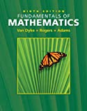 img - for Fundamentals of Mathematics (Available Titles Cengagenow) book / textbook / text book