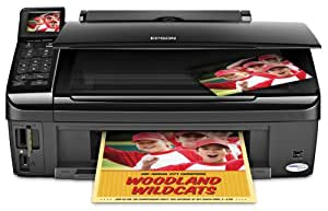 Epson Stylus NX515 WiFi Color Inkjet All-in-One Printer (C11CA48231)