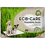 Eco-Care Training Pads, 80 Count