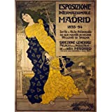 Esposizione Internazionale di Madrid, by Eugene Samuel Grasset (Print On Demand)