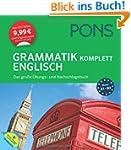 PONS Grammatik komplett Englisch: Das...
