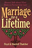 img - for Marriage for a Lifetime book / textbook / text book