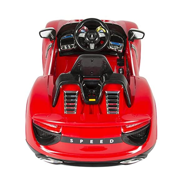 42d544d27 Best Choice Products 12V Ride on Car Kids RC Car Remote Control ...