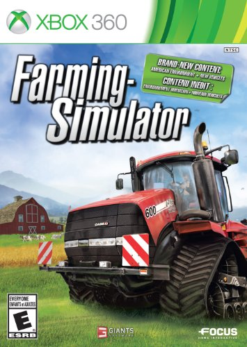 Farming Simulator - Xbox 360 (Xbox 360 Truck Games compare prices)