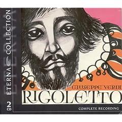 Verdi: Rigoletto (Sung in German) [Opera]