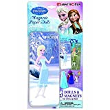 Frozen Magnetic Fun Magnetic Paper Dolls Arts & Crafts