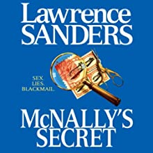 McNally's Secret: Archy McNally, Book 1 Audiobook by Lawrence Sanders Narrated by Victor Bevine