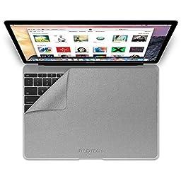 RadTech Notebook Gear ScreenSavrz, for Apple MacBook 12 - Gray