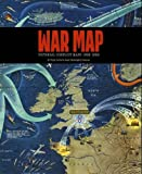 img - for War Map: Pictorial Conflict Maps 1900-1950 by Philip Curtis (2016-10-06) book / textbook / text book