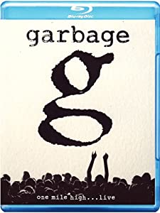 Garbage - One Mile High... Live [Blu-ray]