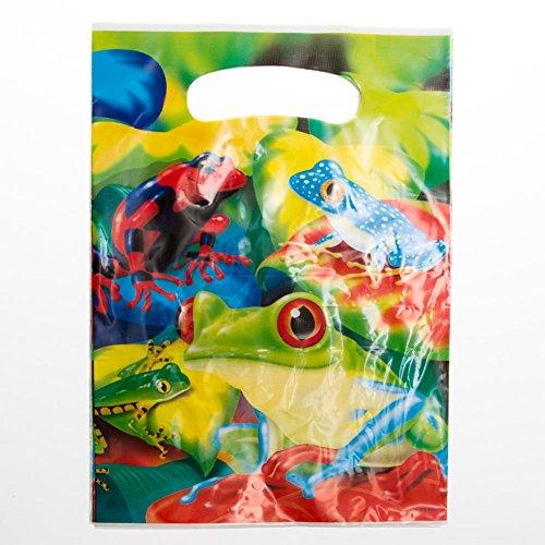Fun Frogs Loot Bags