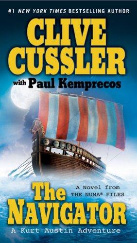 The Navigator (Numa Files), CLIVE CUSSLER, PAUL KEMPRECOS