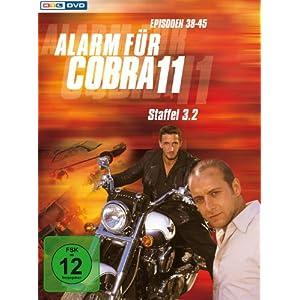 Alarm für Cobra 11 - die Autobahnpolizei: Staffel 3.2 [2 DVDs]