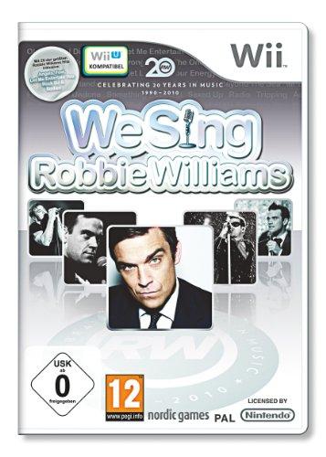 We Sing Robbie Williams - [Nintendo Wii]
