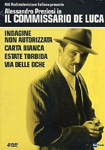 Il Commissario De Luca (4 Dvd)