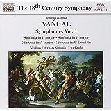 Vanhal: Symphonies Vol.1