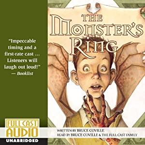 The Monster's Ring: A Magic Shop Book | [Bruce Coville]