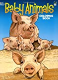 Baby Animals Coloring Book (Dover Coloring Books)