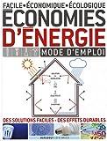 Economies d'énergie : Mode d'emploi
