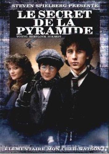 Le secret de la pyramide : young Sherlock Holmes