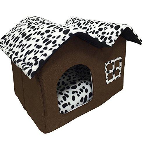 Sala-de-gama-alta-casa-del-animal-domstico-del-perro-del-gato-Cama