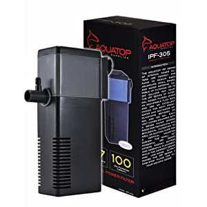 Aquatop IPF-305 Aquarium Internal Filter