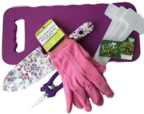Ladies Garden Tool Set Bundle