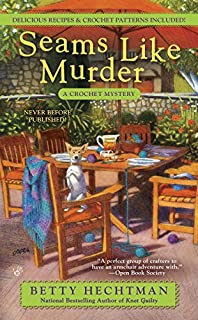 Book Cover: Seams Like Murder: A Crocheting Mystery