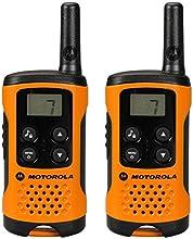 Comprar Motorola TLKR T41 - Walkie-Talkie, naranja