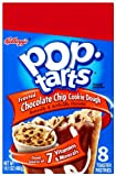 Kelloggs Pop Tarts Chocolate Chip Cookie Dough 400 g (Pack of 6)