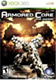 Armored Core for Answer (Fr/Eng manual) - Xbox 360