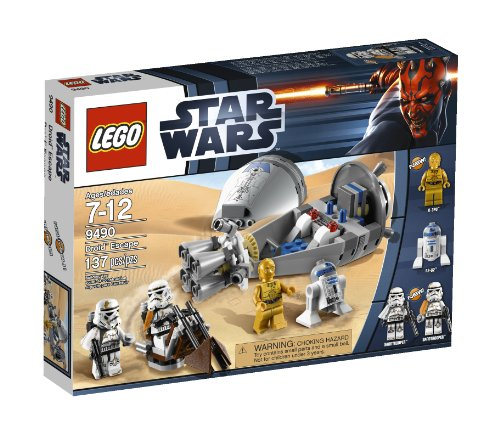 LEGO Star Wars Droid Escape 9490 Amazon.com