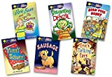 Oxford Reading Tree: All Stars:Pack 2: Pack of 6 (6 Books, 1 of Each Title) (0199151768) by Krailing, Tessa
