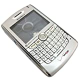Blackberry 8800 8820 8830 Full Housing Cover Silver