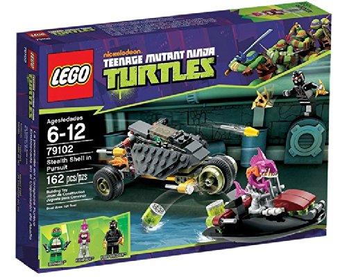 LEGO Ninja Turtles 79102 - Stealth Shell All'inseguimento