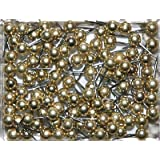 1/8 Inch Map Tacks - Gold