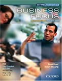 BUSINESS FOCUS PRE-INT SB